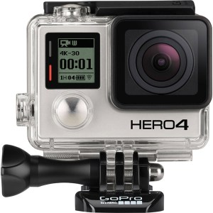 GoPro filmmaking