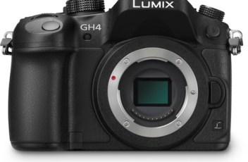 The Panasonic GH4