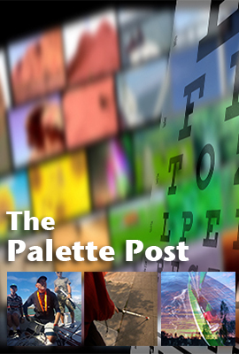 the Palette Post