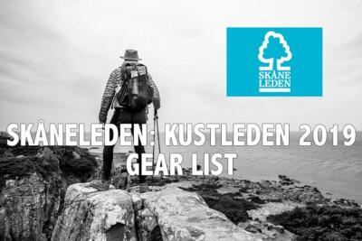 gear lists, Gear Lists