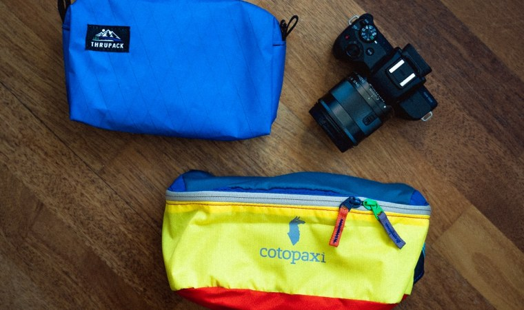 Thrupack Summit Bum Vs. Cotopaxi Bataan Fannypack