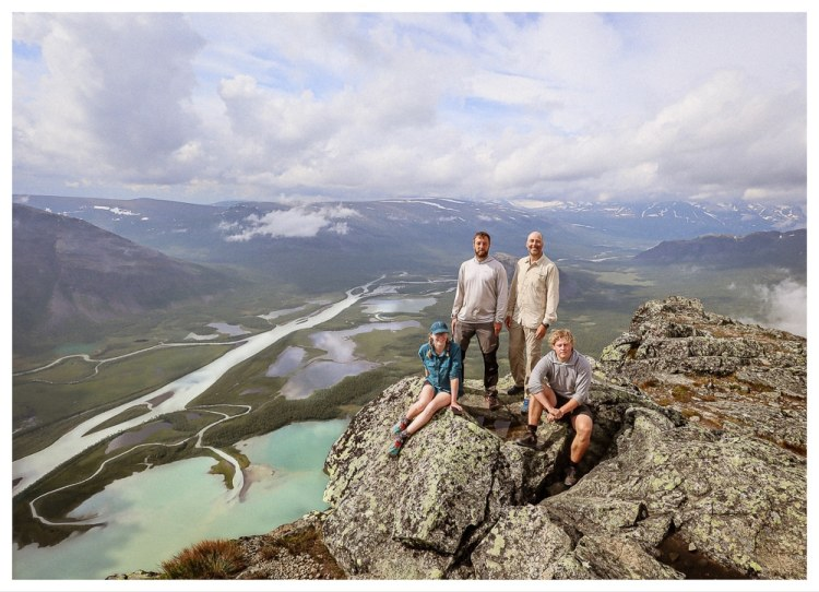 My thruhike of the Kungsleden (King's Way), My thruhike of the Kungsleden (King's Way)