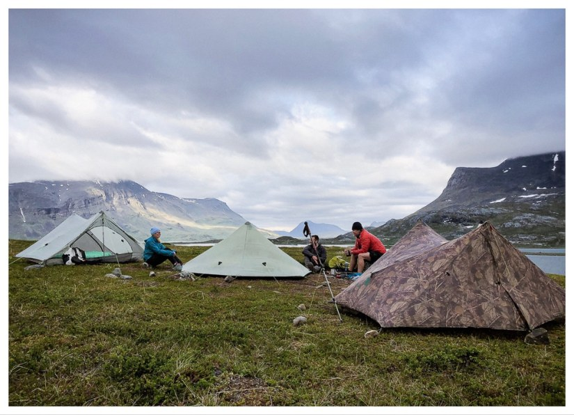Kings way, Kungsleden, hiking, backpacking