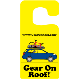 Gear On Roof