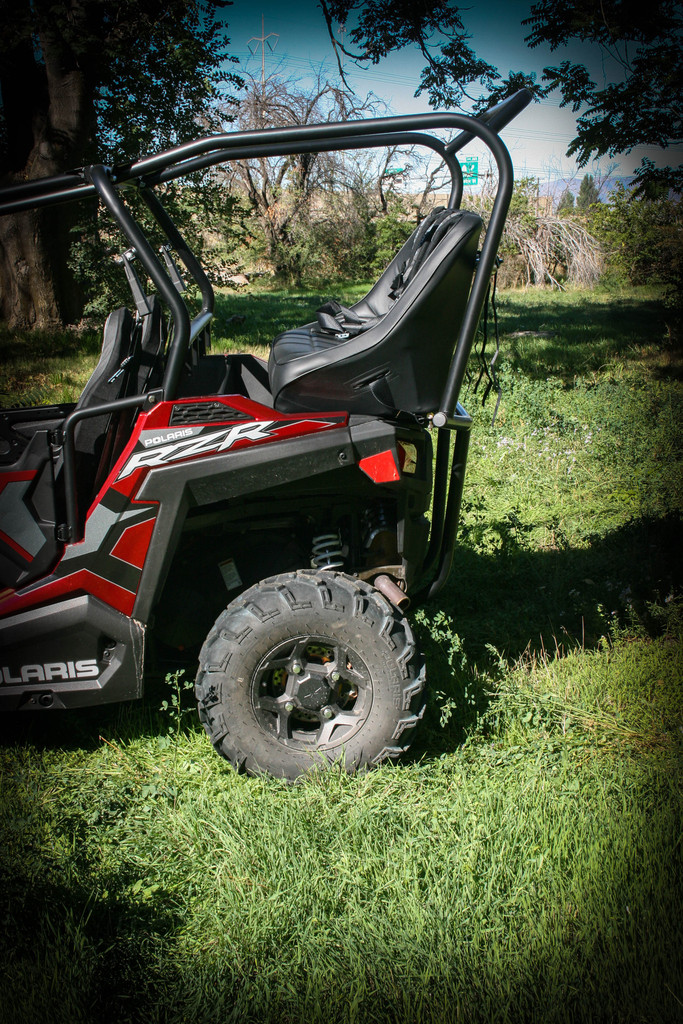 Polaris Rzr 900 Rzr 900s And 1000s Back Seat And Roll