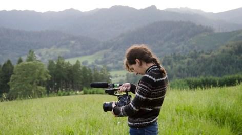 Andrea in field_1