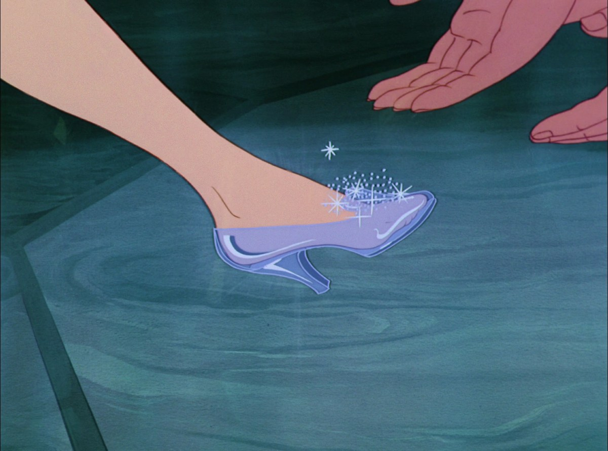 If the shoe fits...there's grace