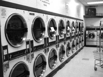 What I Learned at the Laundromat...