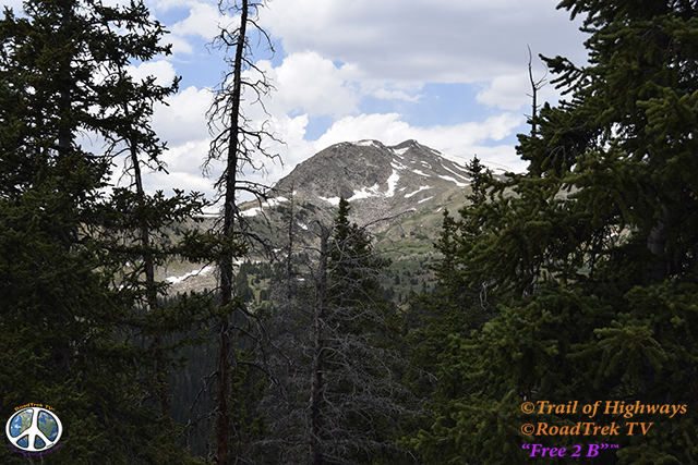 Mount Yale Trail, Collegiate Peaks wilderness,