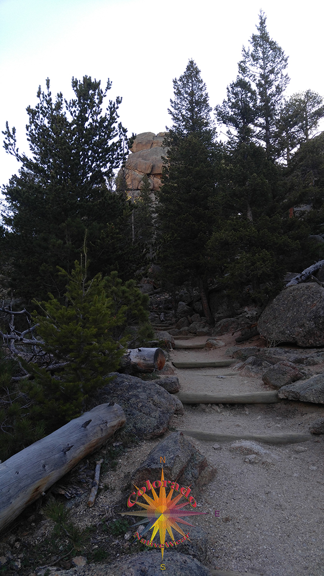 Gem Lake Trail, Rocky Mountain National Park, visit Colorado, Outdoor Apparel, Hiking,