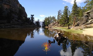Gem Lake_Rocky Mountain National Park_Hiking Trail=