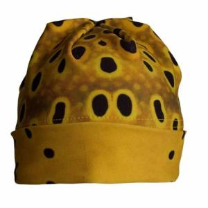 Slough Creek Cutty Trout Fishing Roll-Up/Slouch Beanie a great accessory to keep you warm and comfortable while on the hunt for that record breaking cutty in your local stream