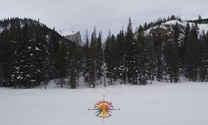 Bear Lake Trail to Emerald Lake, Video Trail of Trail Episode Two, snowshoeing hike to Emerald Lake in Rocky Mountain National Park, hiking past Dream and Nymph Lake