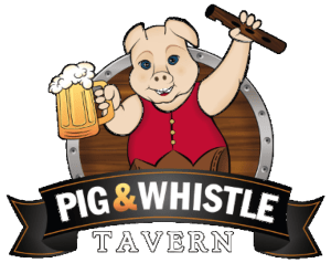 Pig and Whistle Transparent