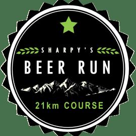 SBR 21km Course Bottle Top