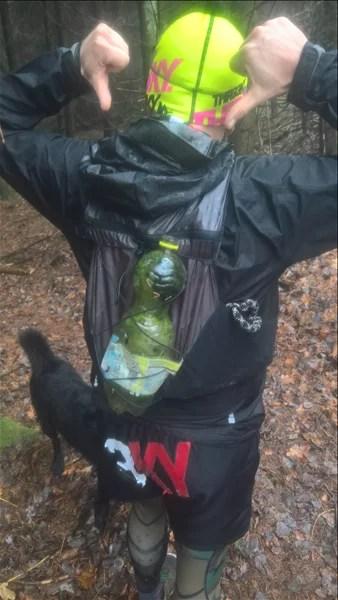 Müllsammler Jörg cleanyourtrails
