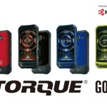 「TORQUE G03」製品サイト