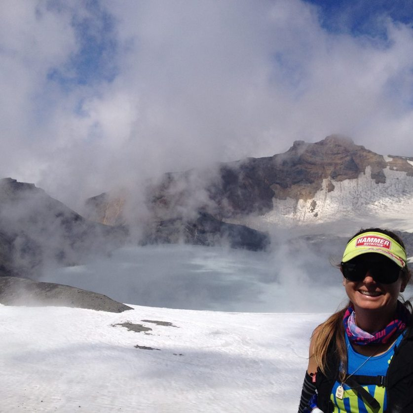 Mt Ruapehu Crater Lake was a real treat to discover.
