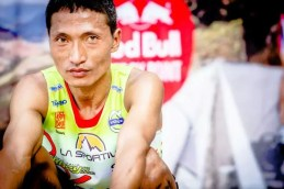 upendra sunuwar skyrace tired