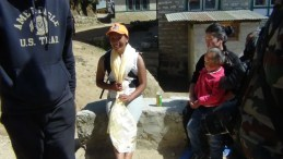 marathon nepal royal penguin namche bazaar ang chhutin sherpa