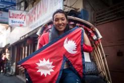nepal flag ang chhutin sherpa