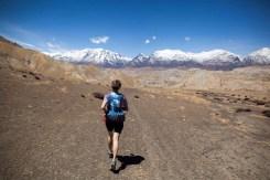 Mustang Trail Race: big wide open