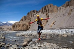 Mustang Trail Race: speed river crossing