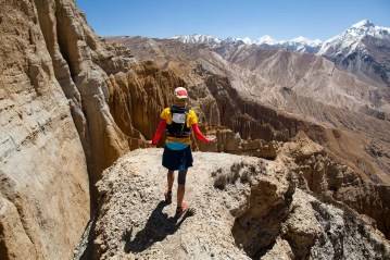 Mustang Trail Race: don't go too close to the edge