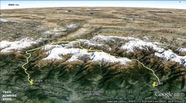 annapurna circuit trek trail race nepal-32
