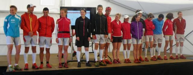 Salomon Team Kilian Jornet font romeu