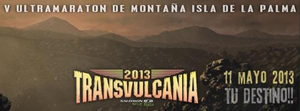Transvulcania 2013 ultramarathon La Palma, The canaries.