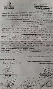 Jorge Egocheaga´s FKT 13h46m certificate