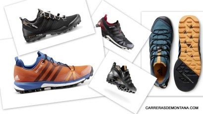 Adidas Terrex 2016 range.