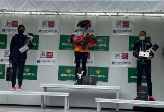 women's podium 22k