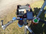 Cockpit - fully loaded
