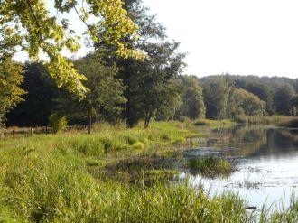 Finowkanal bei Eberswalde