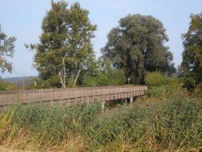 Brücke am Schöpfwerk Liepe