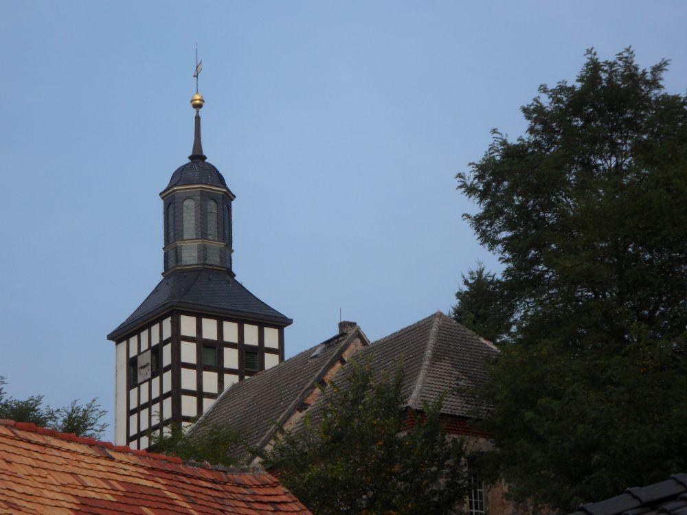 Kirche von Niederfinow
