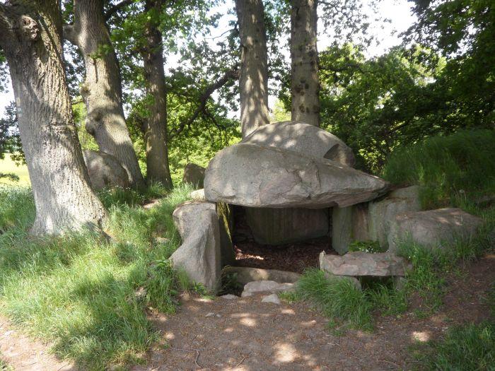 Hügelgrab von Lanken-Granitz