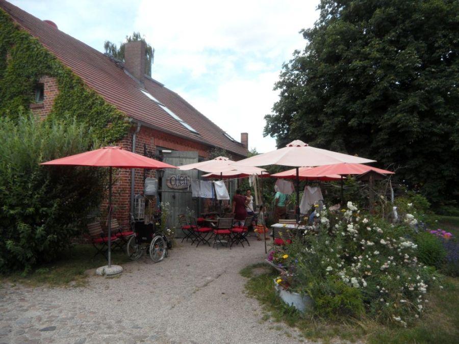 Das Waschhaus von Ribbeck