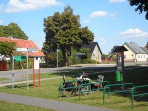 Rastplatz am Knotenpunkt 3