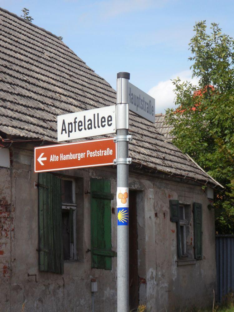 Abzweig AHP in Flatow