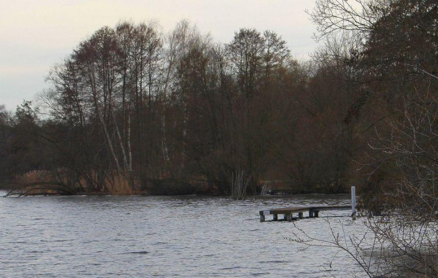 Stege an der Havel