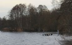 Stege an der Havel