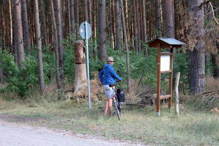 Am Waldhaus zur Saubucht