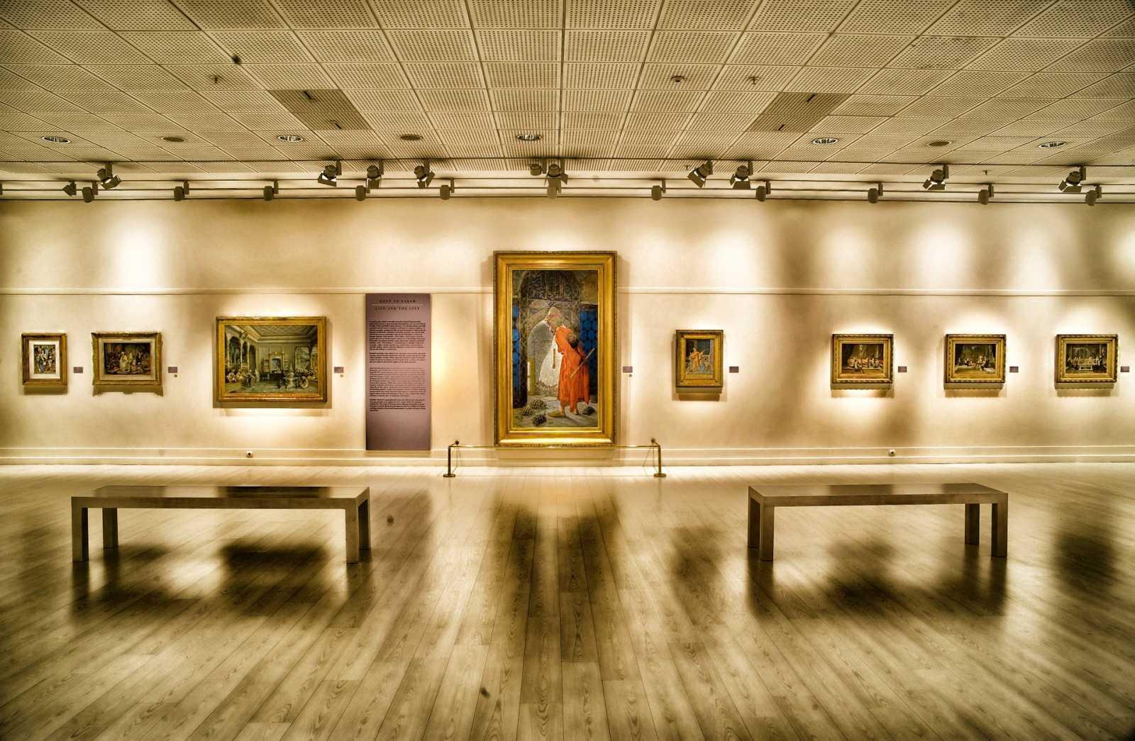 Artist's Galleries