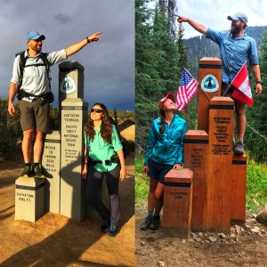 how to train for a thru hike trailside fitness summit strength
