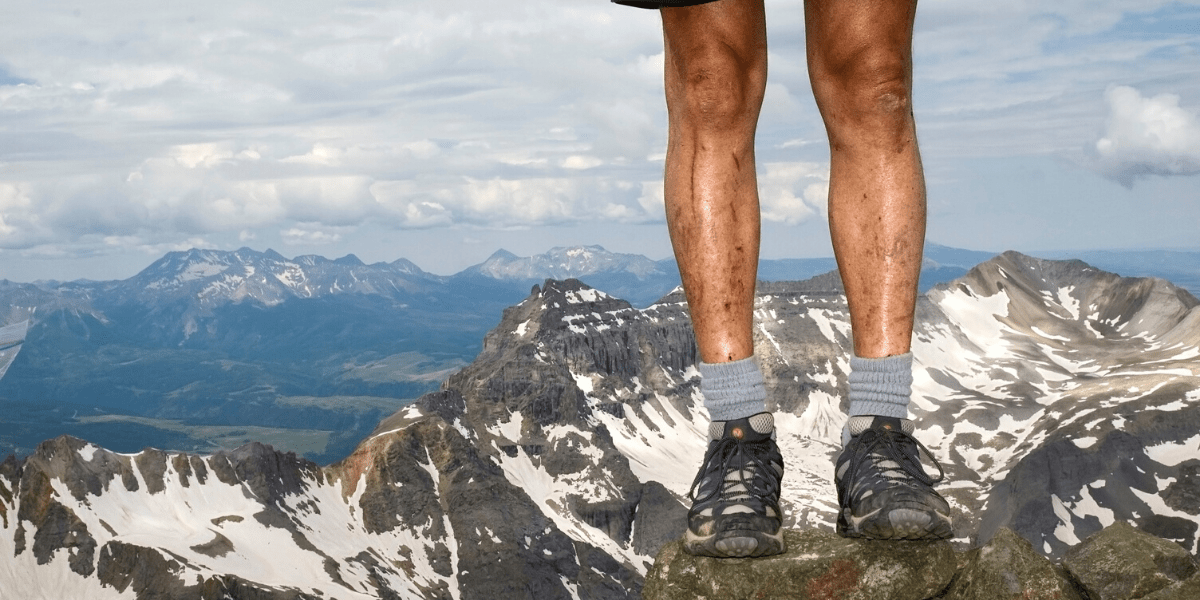 Medial Tibial Stress Syndrome And Hiking trailside fitness