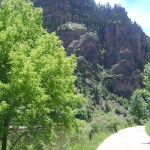 Glenwood Canyon Trail