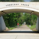 Longleaf Trace bike trail